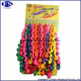多彩で安い中国の市場の乳液の螺線形の気球