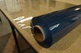 De blauwe Film van pvc van de Tint Plastic Zachte