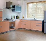 صنع وفقا لطلب الزّبون لون مخبز يدهن طلاء لّك [مدف] مطبخ خزانة