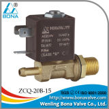 """Boca Zcq-20b-15 Action directe 1/4 """"* Vannes solénoïdes en laiton à gaz MIG de 6,5 mm"""