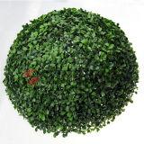 Leaves의 Artficial Leaf Fence 옥외 정원 Hedges