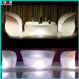 Ensemble de table et de chaise Ocean Shell Furniture Lighting up Furniture