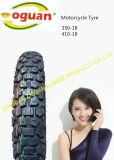 Pneumático da motocicleta e câmara de ar interna para a motocicleta de Bajaj (300-18)