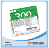 ブランクインクジェットEpsonプリンターのための印刷できるプラスチックPVC IDのカード