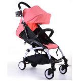PU dreht Baby-Spaziergänger mit Auto-Sitz und Carrycot