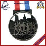 試供品およびアートワークが付いている工場マラソンの運動選手メダル