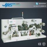 Jps-320s selbstklebende vorgedruckte Kennsatz-Semi-Rotary stempelschneidene u. aufschlitzende Maschine