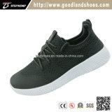 Горячая продавая ткань вскользь ботинки от Goodlandshoes 20091-1