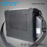 Le voyage jetable isolé électrique pliable de sac à dos met en boîte un sac plus frais