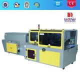 Máquina automática de alta velocidad del envasado por contracción de Ass+Btv con el lacre lateral