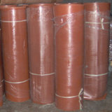 Rouleau en caoutchouc/feuille pour l'acide de Pétrole-Résistance résistant à la chaleur et l'Alcali-Résistance