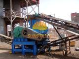 Double briquette de charbon de bois de rouleau faisant la machine de presse de bille de machine/charbon de bois