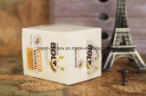 Коробка упаковки с вашим изготовленный на заказ логосом
