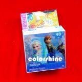 Livre de carte de puzzle de jeu d'enfant