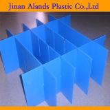Hoja acanalada de los PP del plástico de Jinan Alands