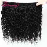 Estensione naturale dei capelli umani di Remy dell'onda del tessuto dei capelli del Cambodian di 100%