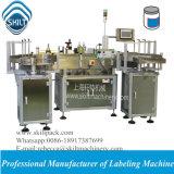 Aplicador de la máquina de etiquetado de la botella redonda del sistema servo