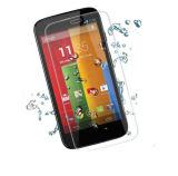 Motorola Moto Gのための新しい本物の緩和されたガラススクリーンの保護装置