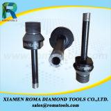 Биты пустотелого сверла диаманта Romatools битов Pin для камня, бетона, керамического - намочите пользу