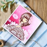 Factory Cheap Newest Wholesale DIY broderie Cross Stitch FT-006