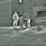 軍IPの赤外線画像PTZ CCTVのカメラ(BTVC4102-1930)