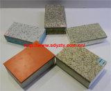 Tianyi Isolierungs-Dekoration-nachgemachte Granit-Maschinen-Marmor-Wand
