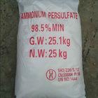 Persulfate d'ammonium (7727-54-0) ((NH4) 2S2O8)