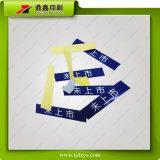 Cumprimentar a impressão útil da etiqueta adesiva da impressão do cartão