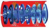 [لسم-30بل] أسطوانة نوع أفقيّة رمل مطحنة