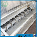 Renouvellement/installation médicale/de vinasse fabrication, type séparateur d'écran diagonal de solide-liquide