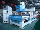 China-Hersteller automatischer hölzerner schnitzender Fräser CNC-3D