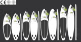 """De zeer Populaire Opblaasbare Tribune van de Surfplank op de Raad van de Peddel (klassieke 8 ' 5 """")"""