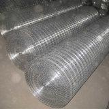 Heißes eingetauchtes galvanisiertes geschweißtes Draht-Metallineinander greifen
