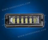 Illuminazione esterna del LED della polizia lineare intelligente del modulo (S38-6)