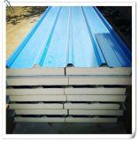 لون فولاذ يعزل [إبس] [سندويش بنل] لأنّ سقف وجدار