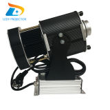 40W Gobo Rotating Restaurant Decoração LED Logo Outdoor Projector Light