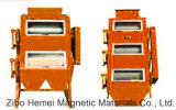 Le serie Cxj-100-3 asciugano il separatore permanente per l'industria chimica, il vetro, la ceramica, l'alimento, l'alimentazione, prodotto chimico del timpano magnetico della polvere