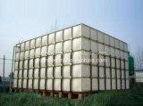 Les boulons durables de la fibre de verre FRP GRP SMC ont joint le réservoir pour la mémoire de l'eau