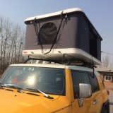 Tentes extérieures de dessus de toit de la fibre de verre 4WD