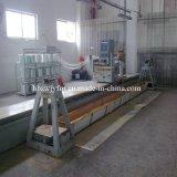 Equipamento de enrolamento do tanque de fermentação da fibra de vidro de FRP GRP