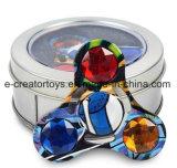 Fileur de vente chaud de personne remuante d'alliage avec la gemme pour les meilleurs jouets drôles /Gift