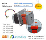 12V DCモーター小さい蠕動性ポンプ