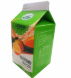 6-laag 468ml het Karton van de Drank van het Jus d'orange