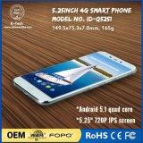 超細い5.25インチ二重SIMのアンドロイドSmartphone
