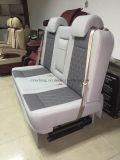 전기를 가진 중국 PU 안마 의자