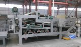 Déshydratation des boues Ceinture Équipement filtre Machine de presse