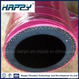 Boyau anti-calorique de vapeur d'EPDM avec le tissu ou fil tressé