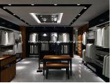 남성 옷 상점 전시의 고품질