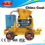 Machine de pulvérisation concrète sèche