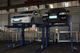 Подъем автомобиля люкс столба Gantry 2 гидровлический с Ce